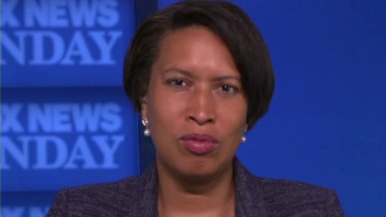 Mayor Muriel Bowser on standoff between federal and local government in the nation's capital