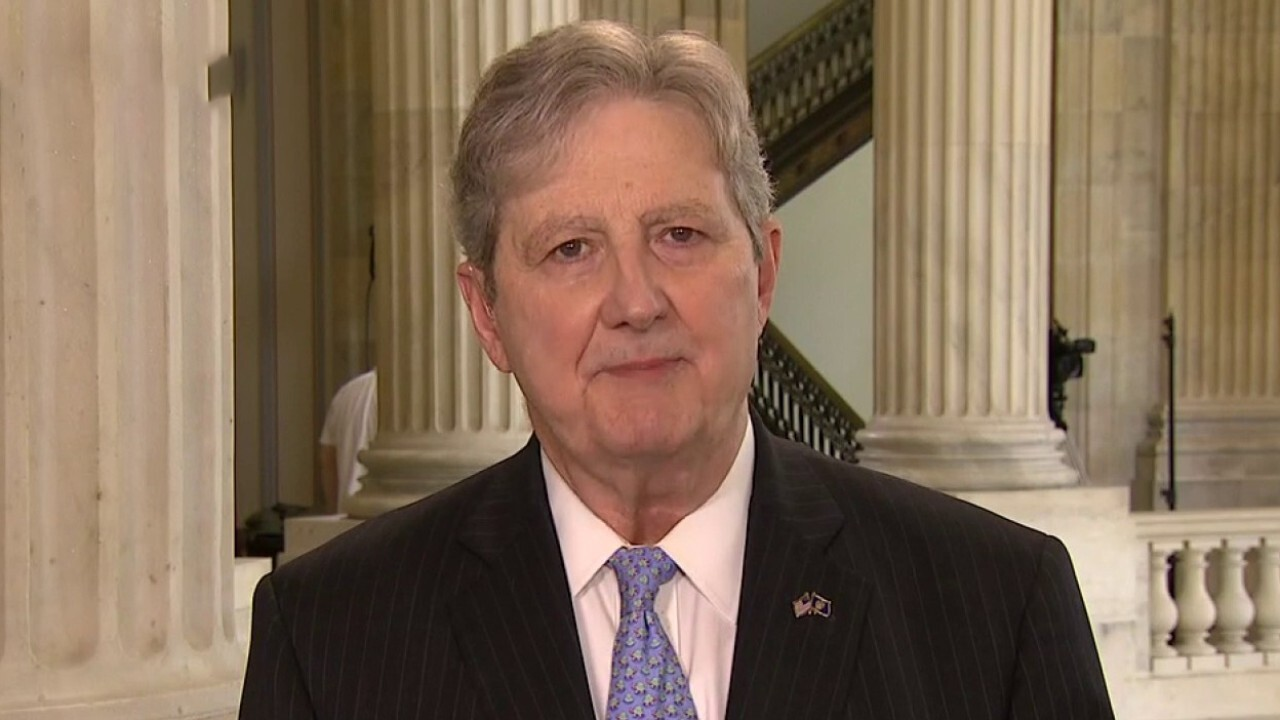 John Kennedy: Manchin understands that if we get rid of the filibuster it will 'blow up the Senate'
