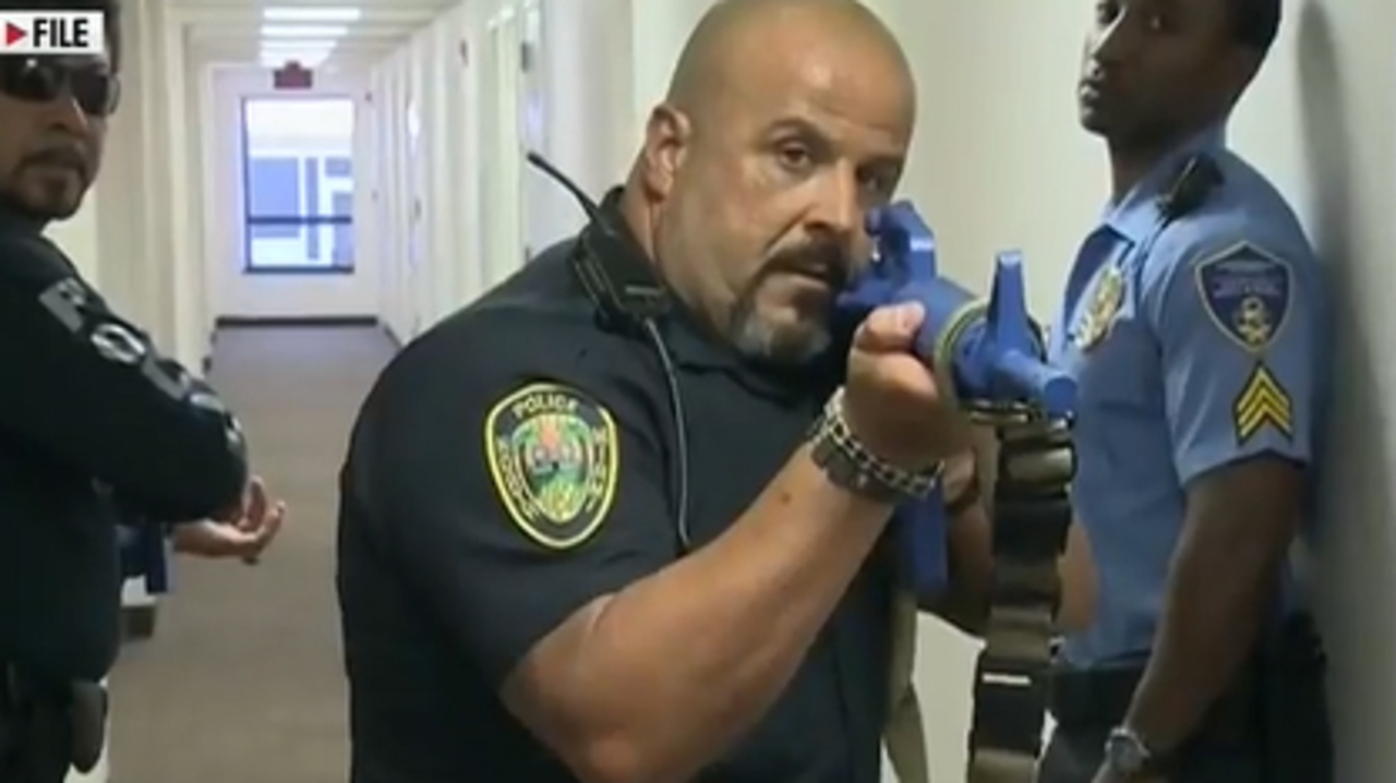 How active shooter drills are 'traumatizing' kids