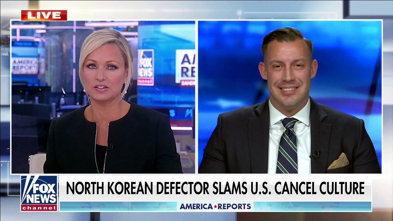 Joey Jones reacts to North Korean defector Yoenmi Park