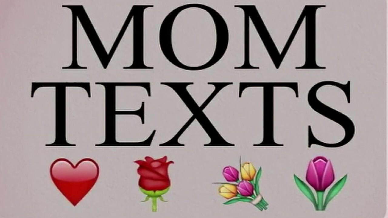 ABC'S Kimmel does 'Celebrity Mom Texts'
