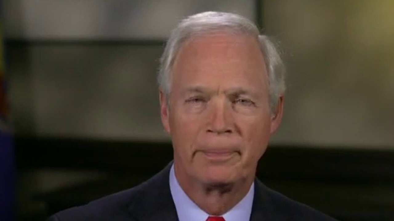 Sen. Ron Johnson says there was 'total corruption' in transition between Obama and Trump administrations