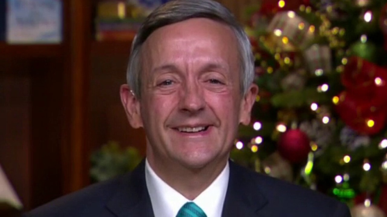 Pastor Robert Jeffress on the true meaning of Christmas