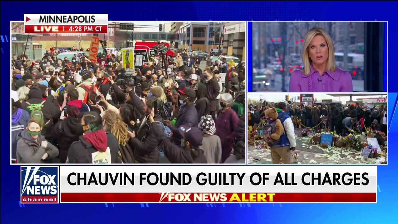 Derek Chavuin got the best of what the justice system provides: Martha MacCallum