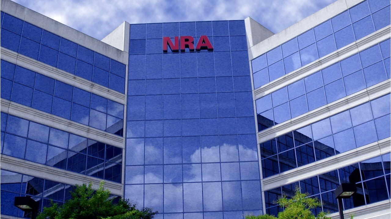 Texas judge dismisses NRA Chapter 11 bankruptcy petition