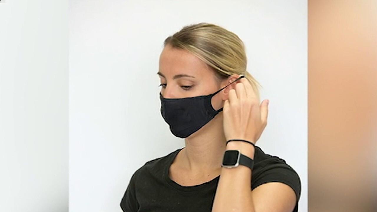 North Carolina company makes masks, reusable up to 30 times