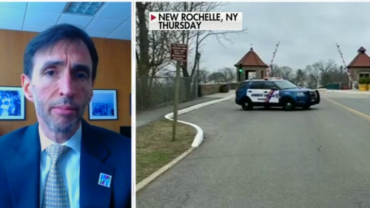 New Rochelle mayor says coronavirus containment zone is not a lockdown