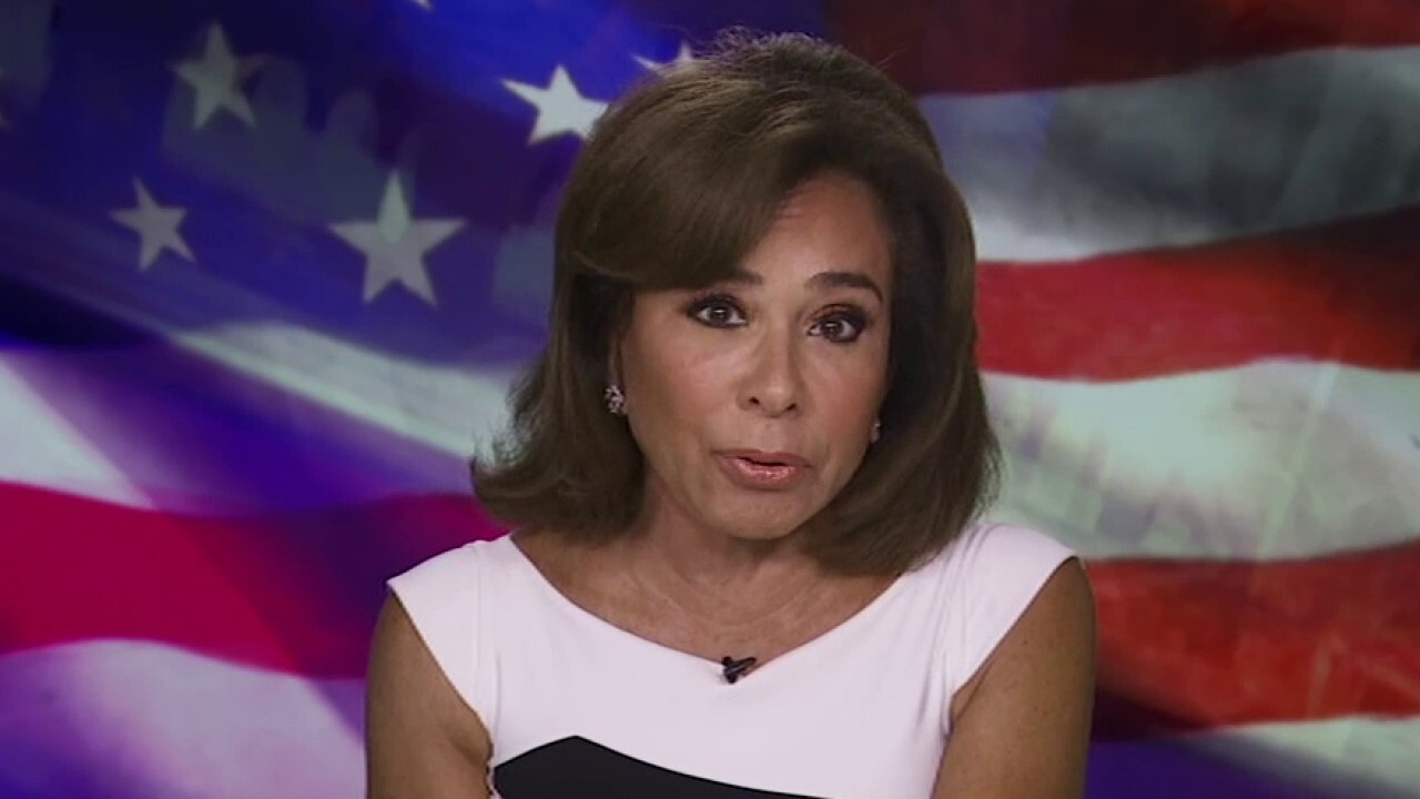 Judge Jeanine on turmoil facing NYPD: Crime is going up and we're going to suffer the consequences