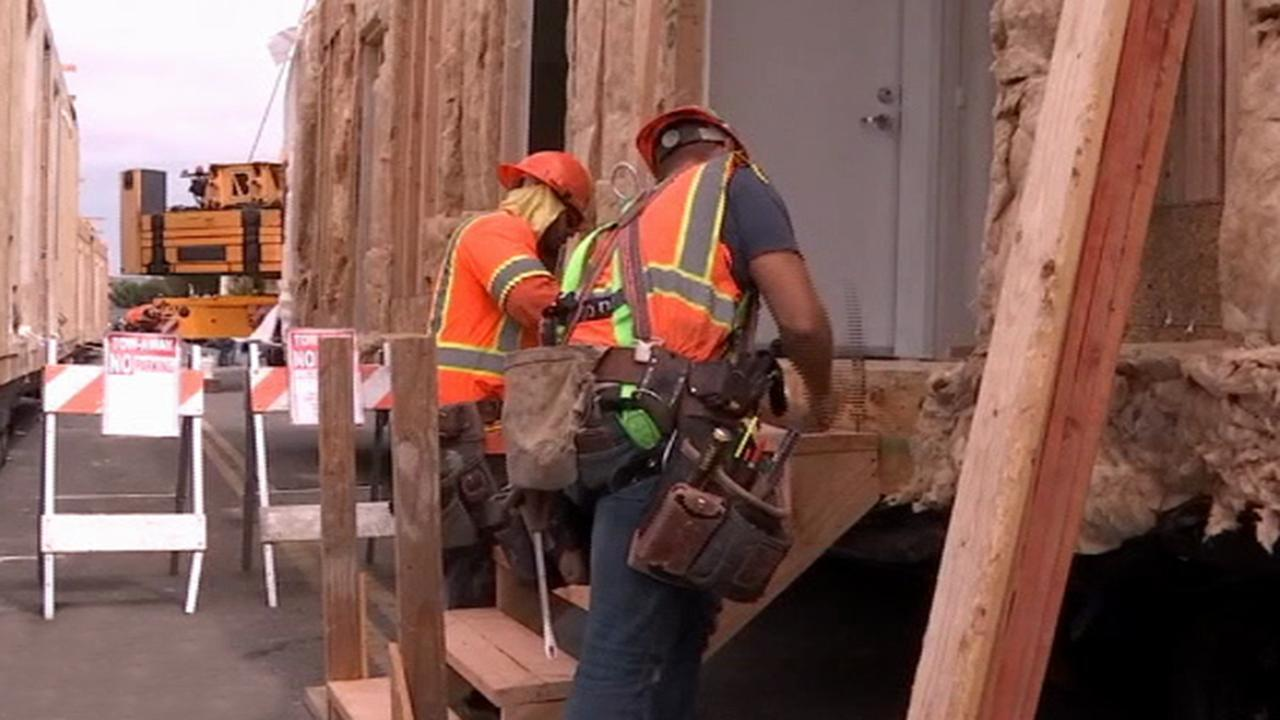 Booming US economy, Trump immigration policies create labor shortage in construction industry