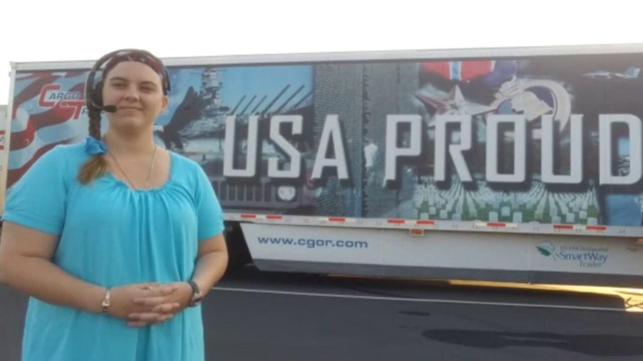 Some truck drivers refuse to travel to coronavirus hotspots
