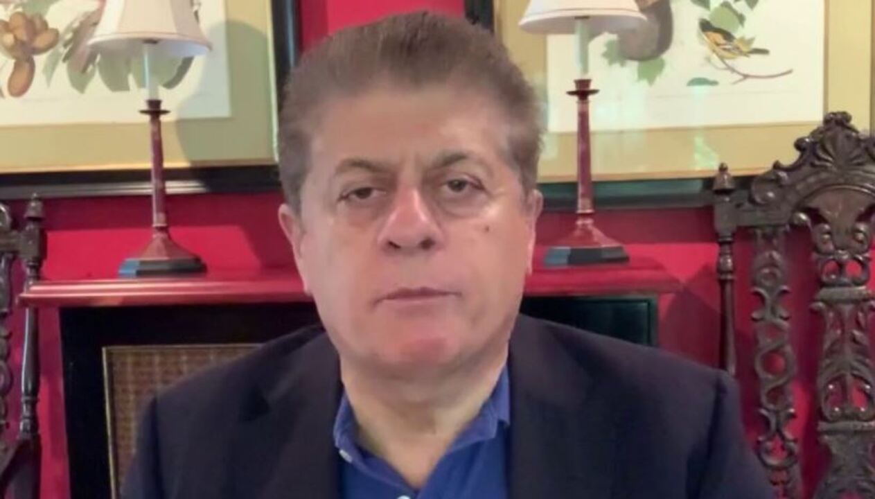 Judge Andrew Napolitano: America, our personal liberties are being squeezed in a vise