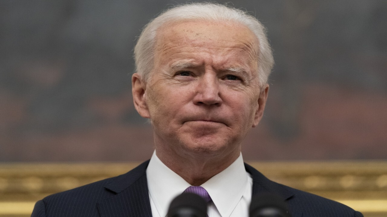 """McEnany: 'Confounding"""" that Biden scheduled press conference 9 days ahead"""