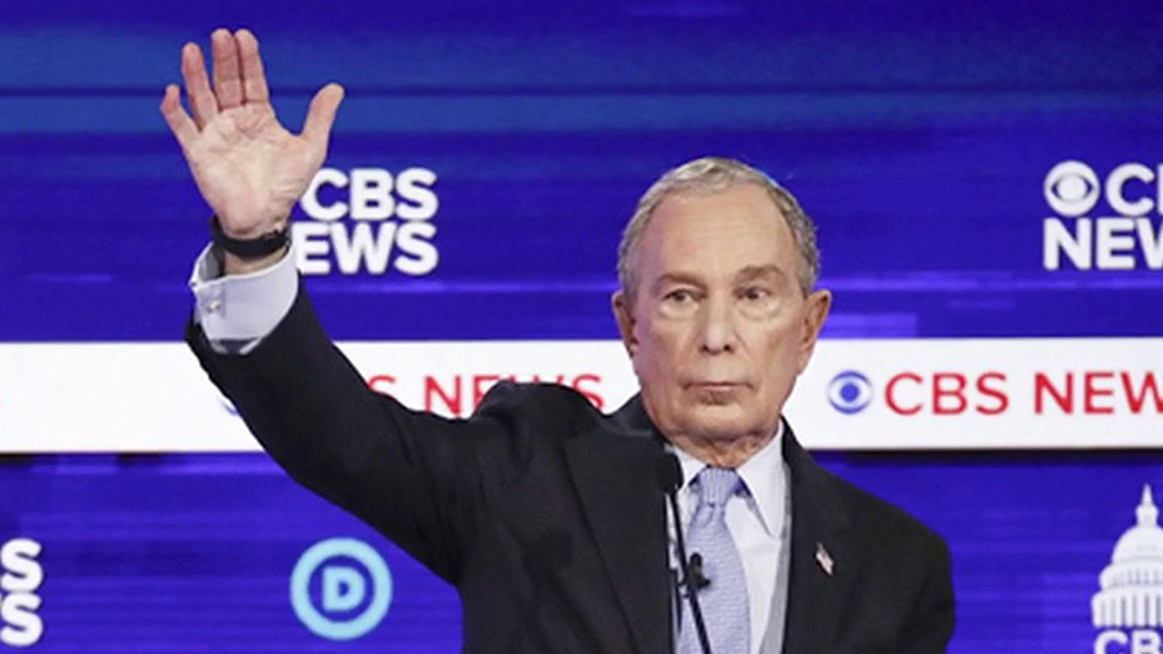 Bloomberg nearly admits to 'buying' Democrats' House majority on debate stage