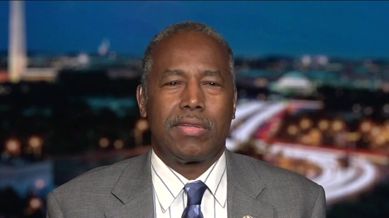 Ben Carson was 'desperately sick' with COVID, is now 'out of the woods'
