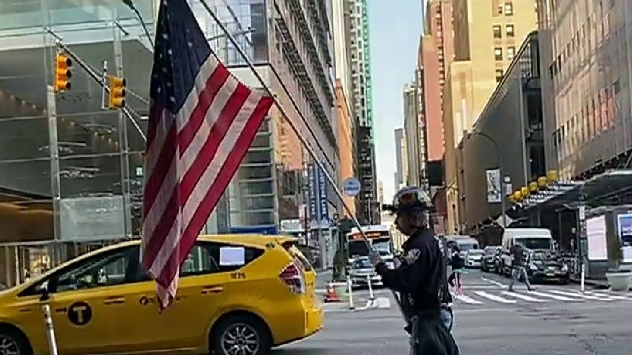 Veteran hopes 9/11 flag can bring hope during coronavirus crisis