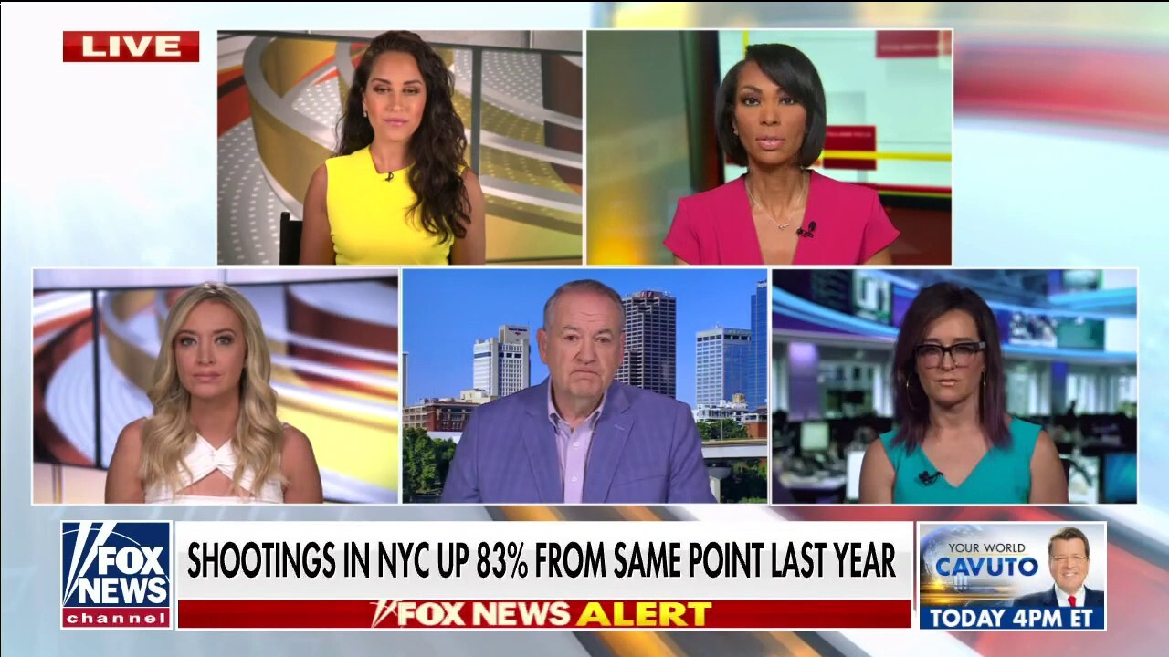 McEnany: Heroic police officers not on frontlines anymore because of defund movement