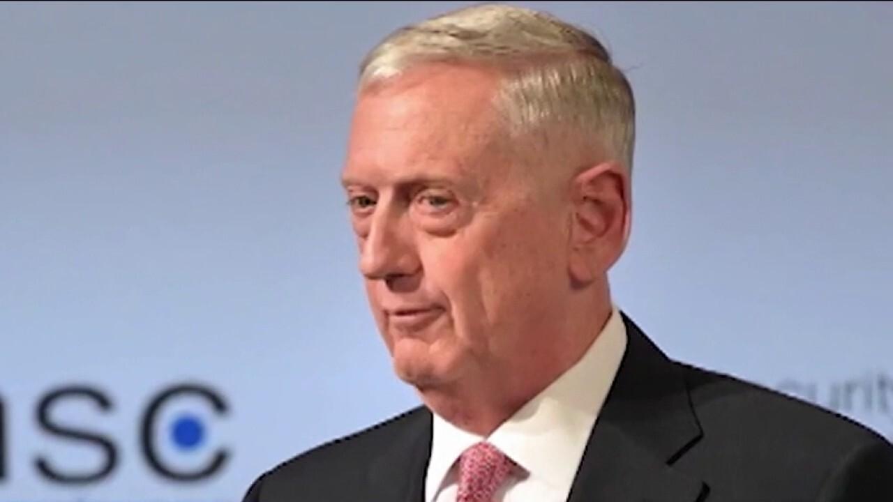 Former Defense Secretary Jim Mattis denounces President Trump for dividing Americans