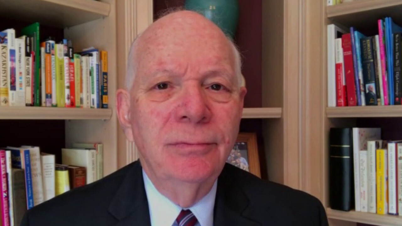 Sy. Cardin on Biden's coronavirus stimulus plan: 'Critically important' to 'respond quickly'