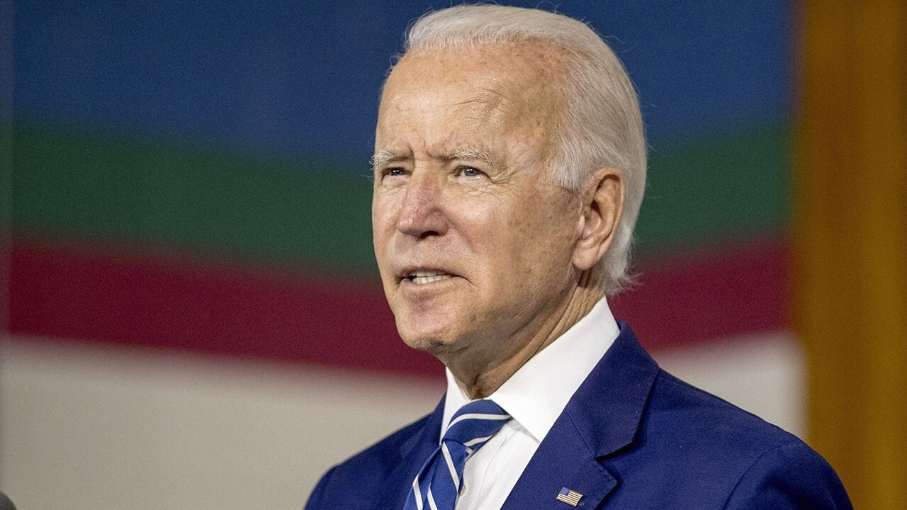 Biden campaign clarifies claim Trump 'first' racist president after past slave owners noted – Fox News