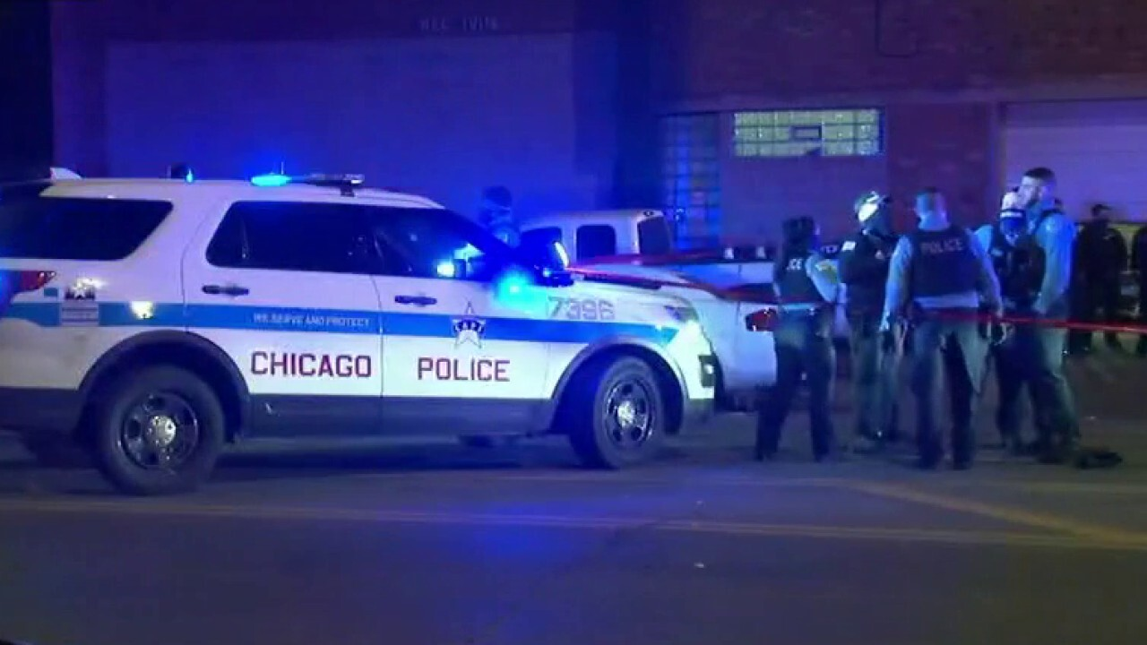 Big city crime on the rise heading into Holiday weekend