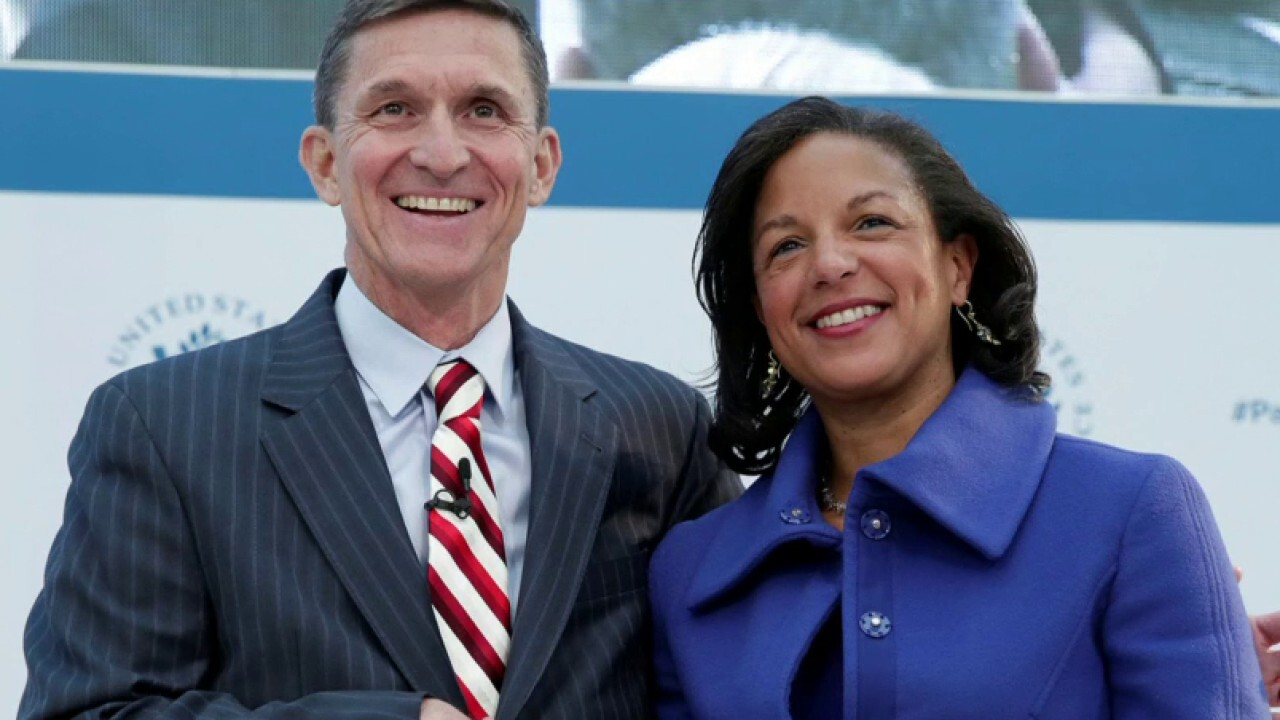 Donald trump Declassified Susan Rice email shows Obama team discussed Russian dealings thumbnail