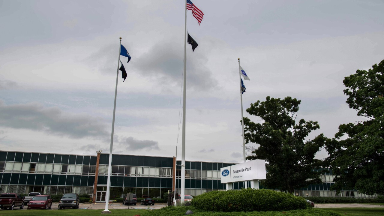 Ford promises to produce 50,000 ventilators in fight against coronavirus