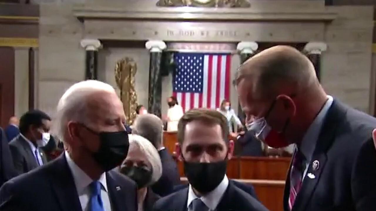 Texas GOP lawmaker offers Biden help on criminal justice reform