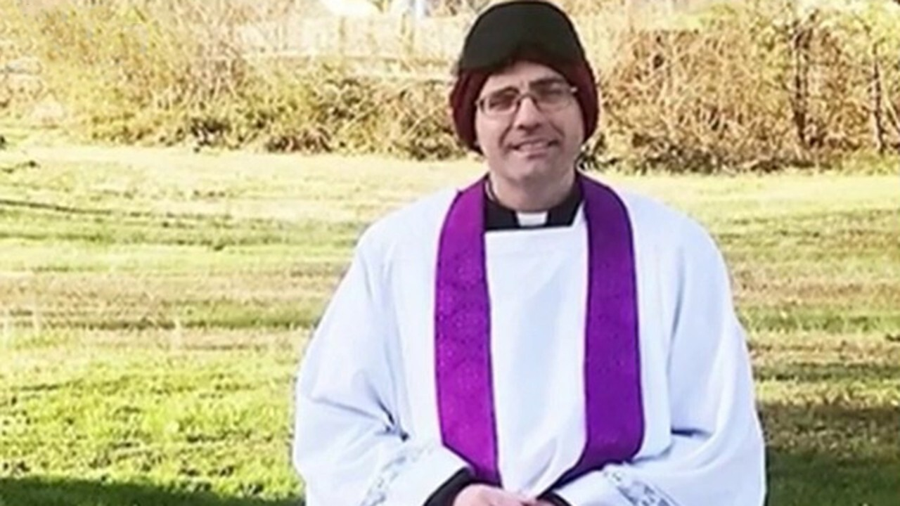 Maryland priest offers drive-thru confessionals during coronavirus pandemic