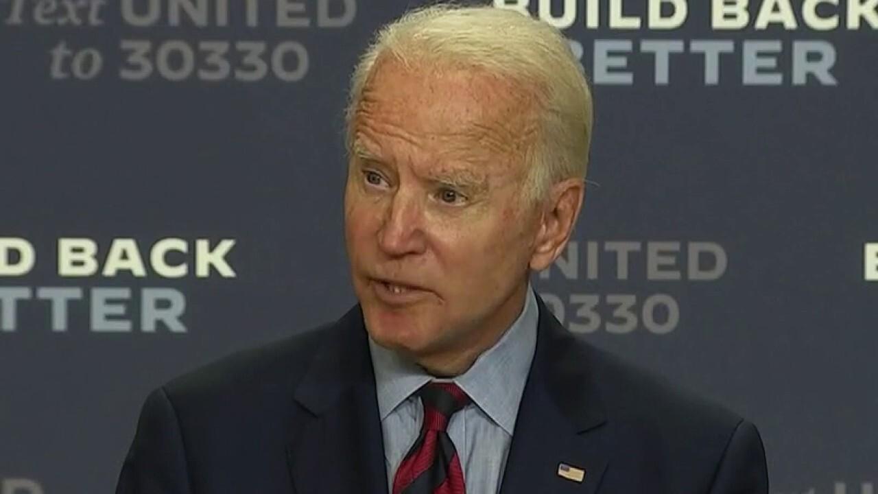 Joe Biden slams President Trump over report that he mocked US war dead