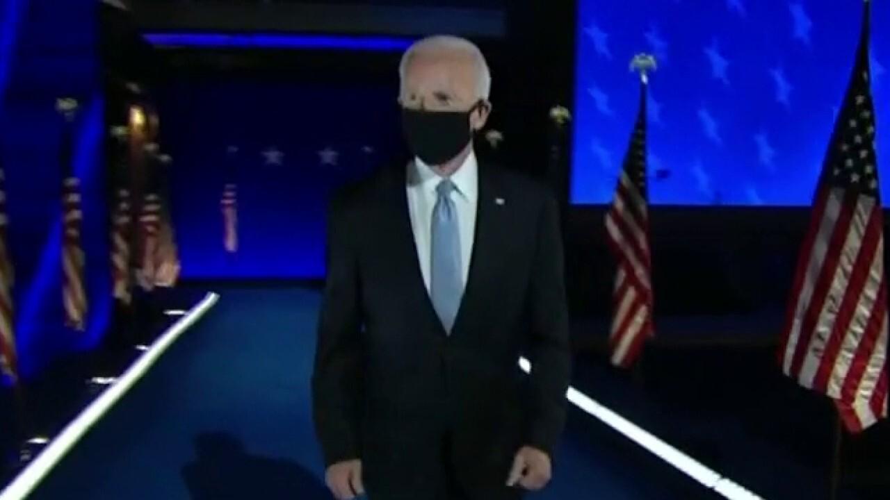 Joe Biden launches transition website, names coronavirus response coordinator
