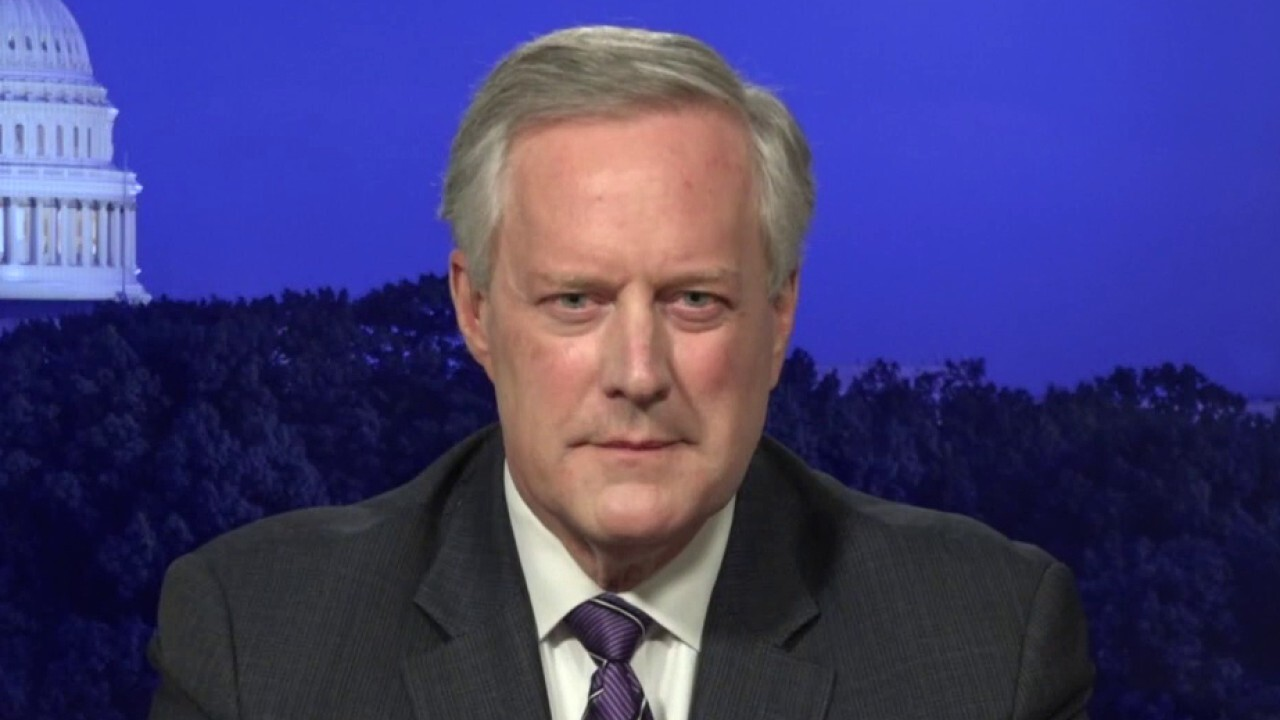 Mark Meadows: Trump 'willing to negotiate' with China but will 'hold them accountable'