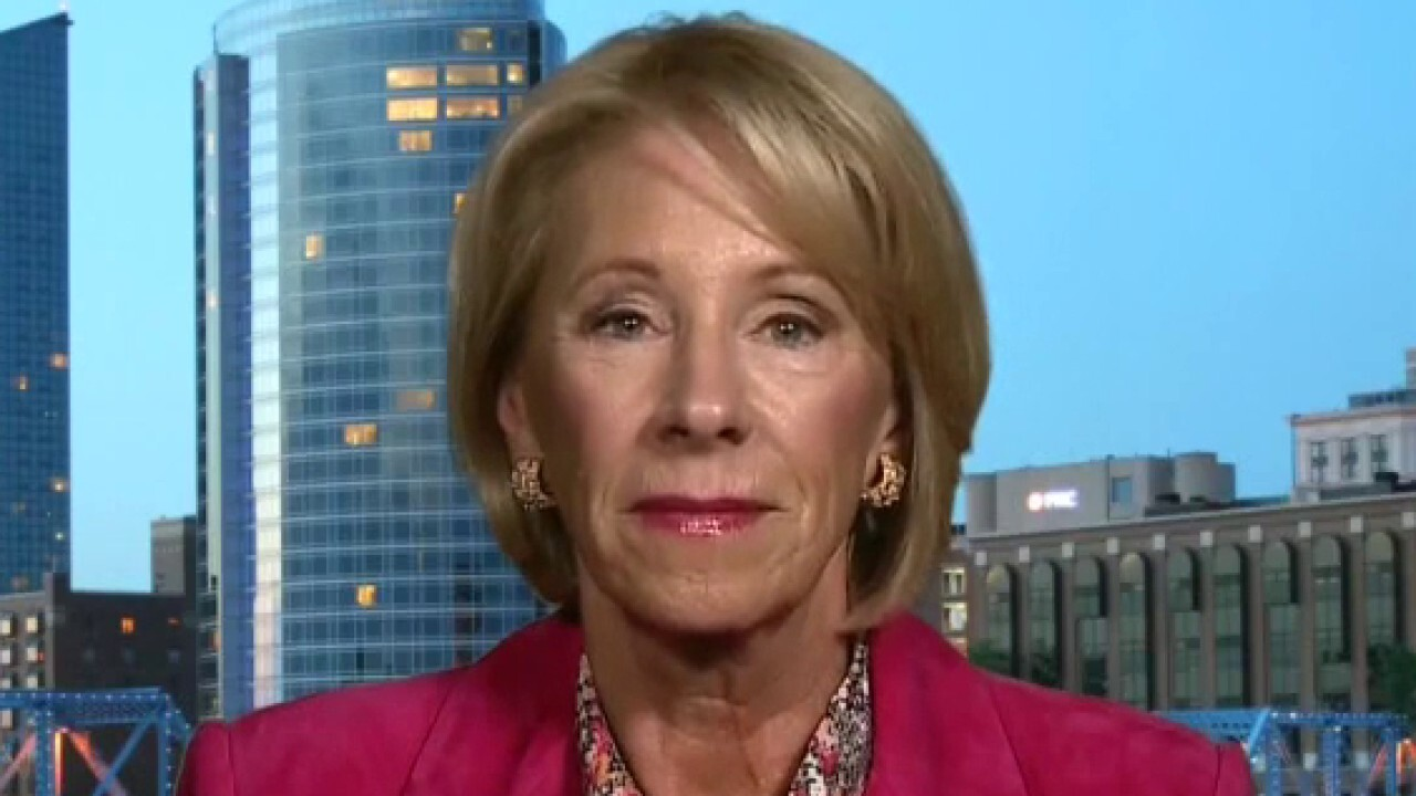 Secretary Betsy DeVos advocates for school choice in letter to America's parents