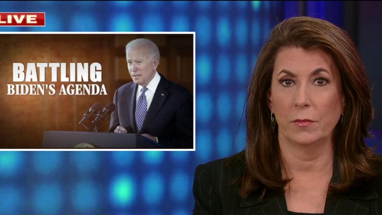 Tammy Bruce: 'Nothing moderate' about Biden's agenda