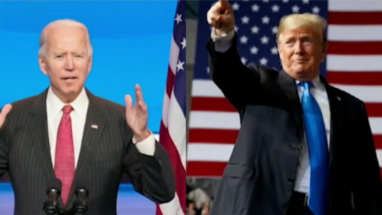 Laura Ingraham calls on Trump to invite Biden to White House