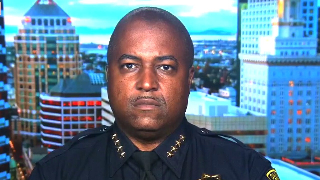 Oakland police chief reacts to $17 million diversion from cops