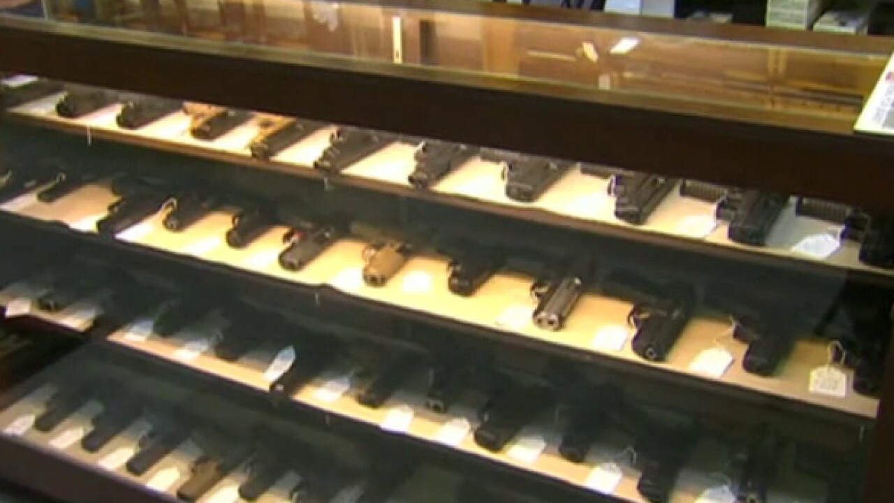 Proposed new bill would create national firearm registry, require licenses