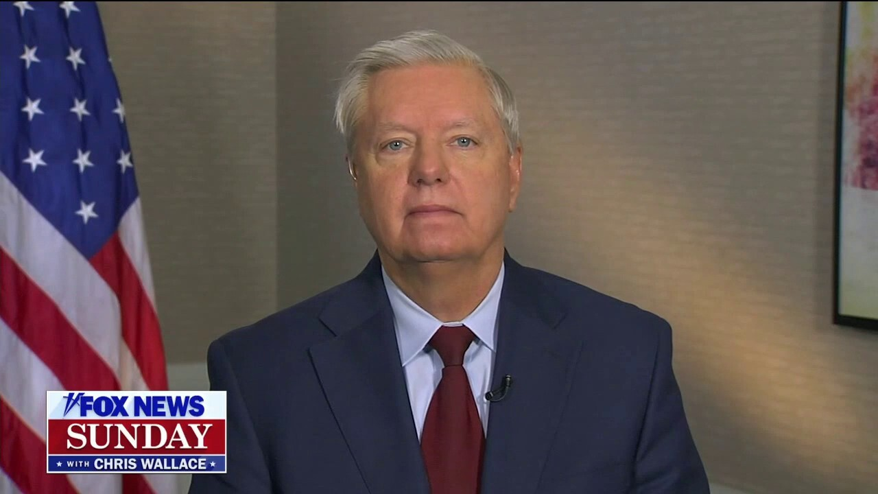 Sen. Graham to Biden: Bipartisan infrastructure deal 'is there for the taking'