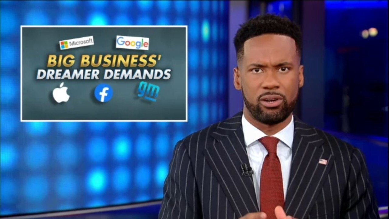 Lawrence Jones slams demands from Big Tech for more immigration