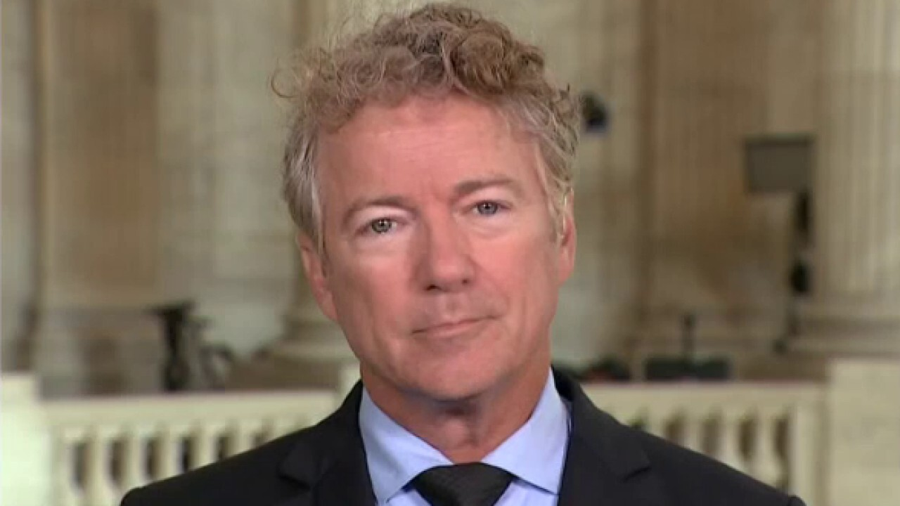 Sen. Paul: US should have bombed Bagram before exiting Afghanistan