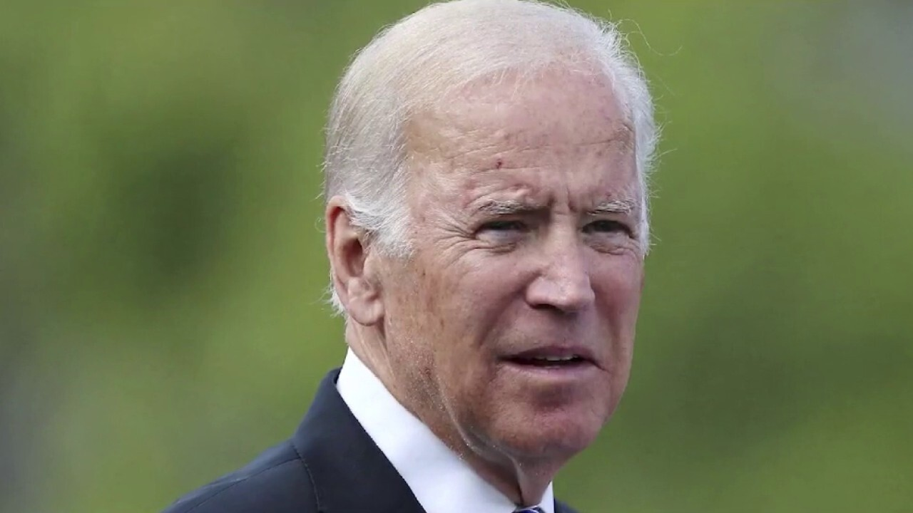 Joe Biden takes aim at Pete Buttigieg after 'gut punch' in Iowa