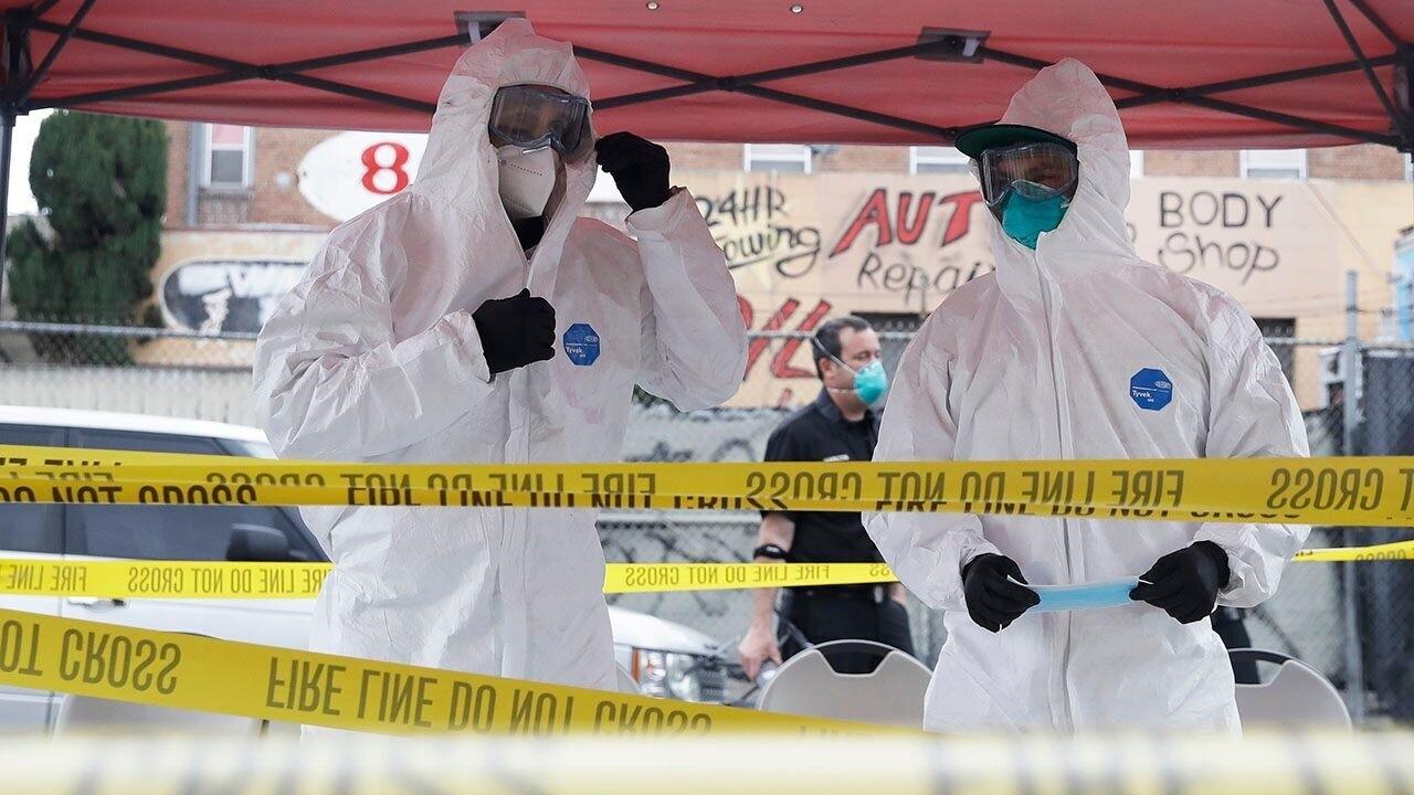 New coronavirus infections hitting record highs