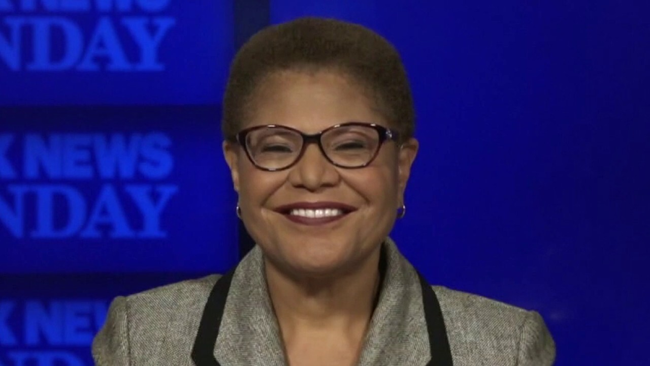 Rep. Karen Bass on being Biden's potential VP pick: 'I am prepared to do the job'