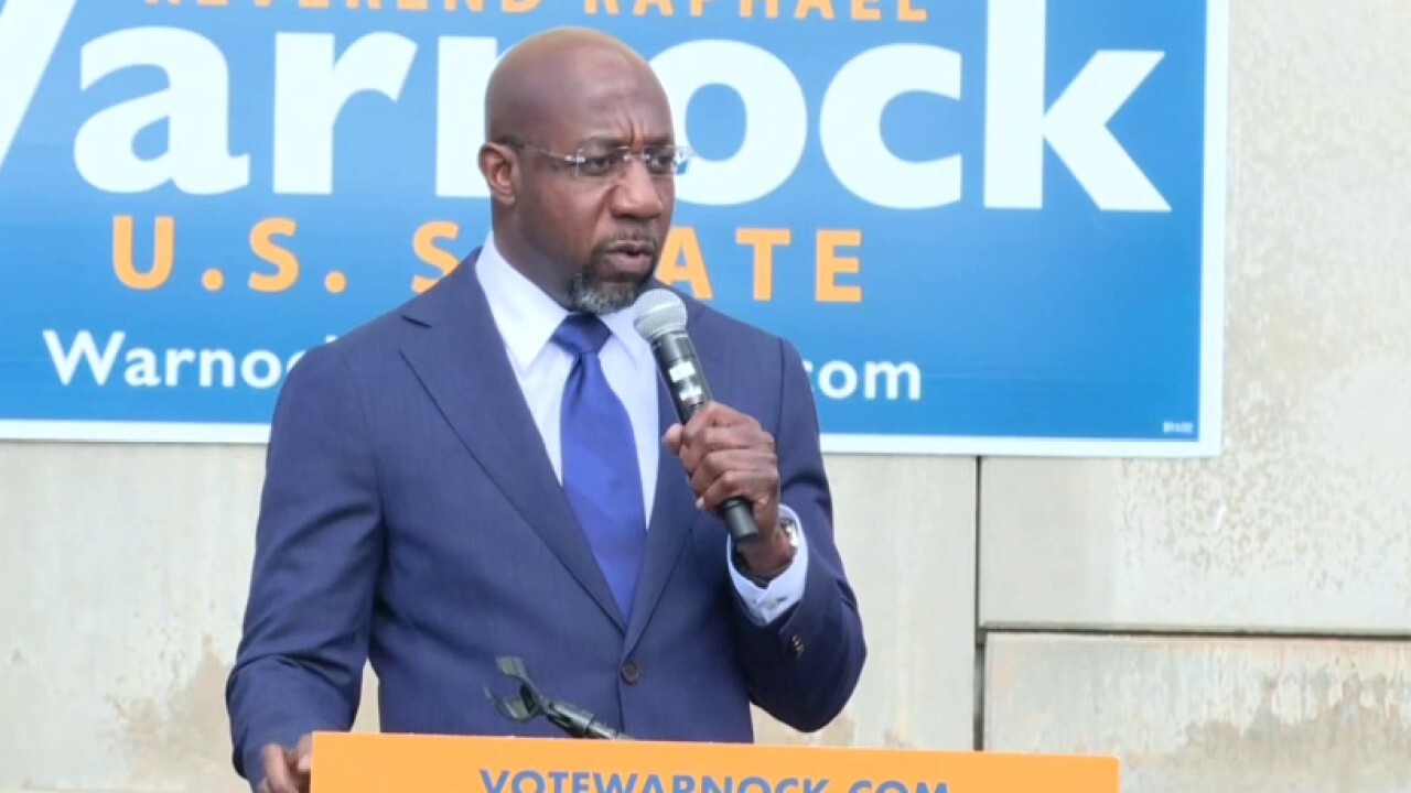 Warnock projected to defeat Loeffler in Georgia Senate race