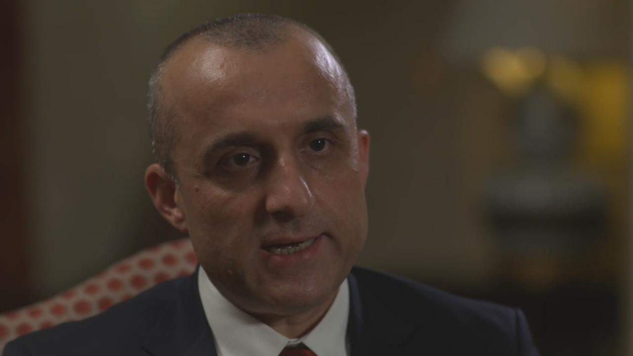 VP of Afghanistan on Taliban-Al Qaeda relationship