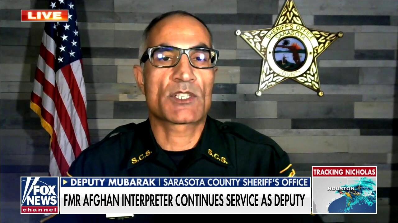 Former Afghan interpreter serves as Florida deputy