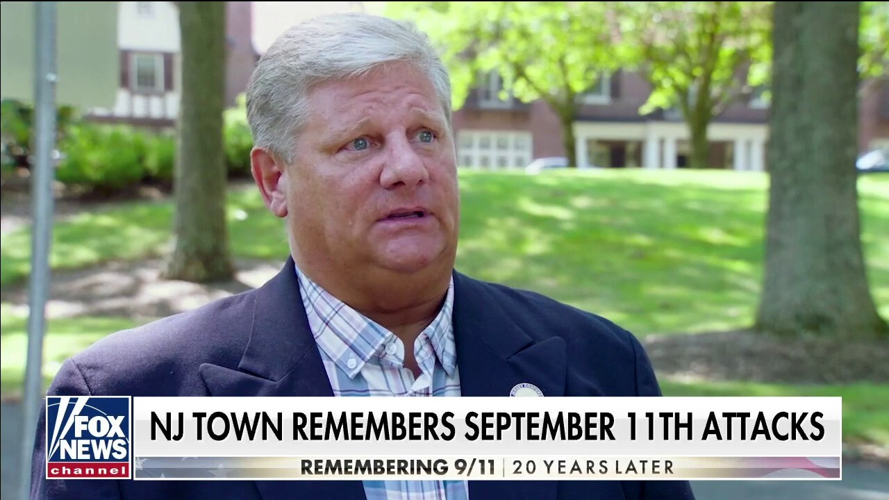 How September 11th impacted a New Jersey commuter town