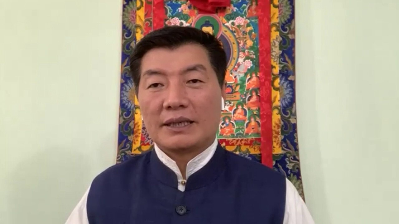 Tibetan Prime Minister opens up about China's aggression