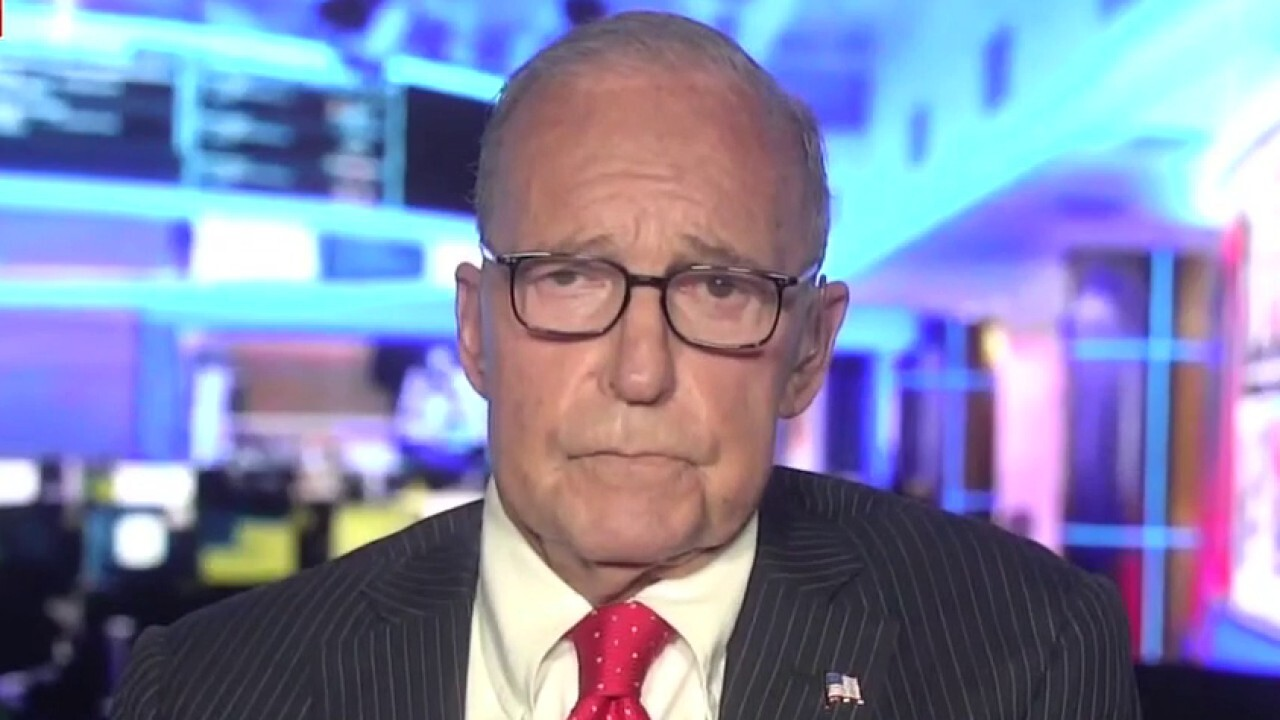 Chief actuary warns cutting payroll taxes could permanently deplete Social Security; White House economic adviser Larry Kudlow reacts.