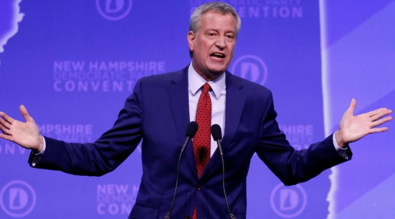 Tammy Bruce: De Blasio was 'marching towards bankruptcy' before COVID, now he's holding NY hostage