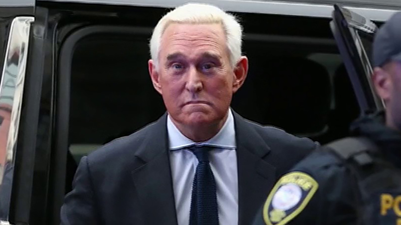 Curtis Ellis: Dems demand harsh punishment for Roger Stone – Not violent criminals and illegal immigrants